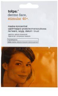 Tołpa Dermo Face Stimular 40+ spevňujúca maska na ochabnutú pleť