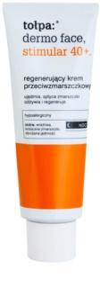 Tołpa Dermo Face Stimular 40+ regenerierende Nachtcreme gegen Falten