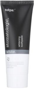 Tołpa Stomatologic White fogkrém fehérítő hatással