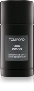 Tom Ford Oud Wood desodorizante em stick unissexo 75 ml