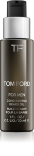 Tom Ford For Men olio da barba aromatizzato al legno