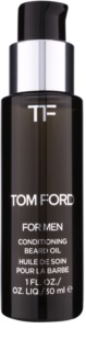 Tom Ford For Men olio da barba ai fiori d'arancio