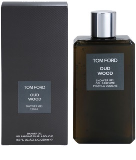 Tom Ford Oud Wood gel de duche unissexo 250 ml