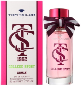 Tom Tailor College sport eau de toilette para mujer 50 ml