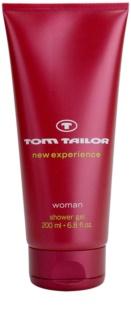 Tom Tailor New Experience Woman gel za prhanje za ženske 200 ml