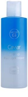 Tommy G Caviar struccante bifasico per il contorno occhi e le labbra