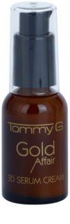 Tommy G Gold Affair krémes szérum az arcbőr regenerálására és megújítására