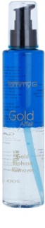 Tommy G Gold Affair Two-Phase Waterproof Makeup Remover For Sensitive Eyes