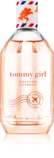 Tommy Hilfiger Tommy Girl Weekend Getaway eau de toilette para mulheres 100 ml
