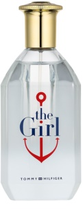 Tommy Hilfiger The Girl Eau de Toilette para mulheres 100 ml