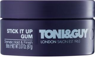 TONI&GUY Creative Extra Stiffening Gel For Hair