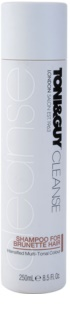 TONI&GUY Cleanse Shampoo For Brown Hair Shades