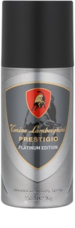 Tonino Lamborghini Prestigio Platinum Edition Deo Spray voor Mannen 150 ml