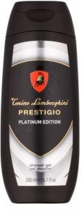 Tonino Lamborghini Prestigio Platinum Edition gel za prhanje za moške 200 ml
