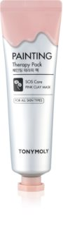 TONYMOLY Painting Therapy Pack Clay Mask for All Skin Types