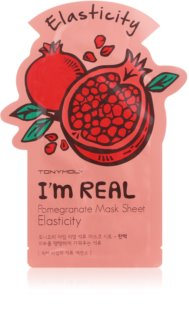 TONYMOLY I'm REAL Pomegranate Cellaag Masker  voor Versteviging