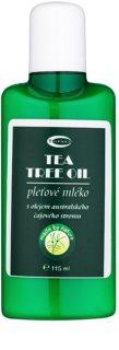 Topvet Tea Tree Oil mléko pro problematickou pleť, akné