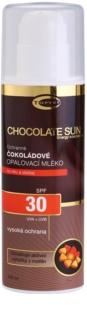 Topvet Chocolate Sun ochranný krém na opalování SPF 30