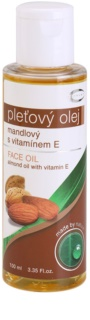 Topvet Face Care Almond Oil With Vitamine E