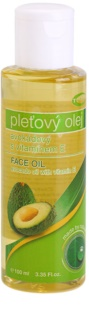 Topvet Face Care Avocado Oil With Vitamine E