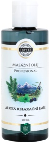 Topvet Professional Relaxing Massage Oil