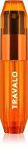 Travalo Ice vaporizador de perfume recarregável unissexo 5 ml  Orange