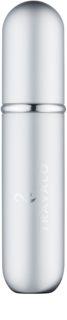 Travalo Classic HD nachfüllbarer Flakon mit Zerstäuber unisex 5 ml  Silver