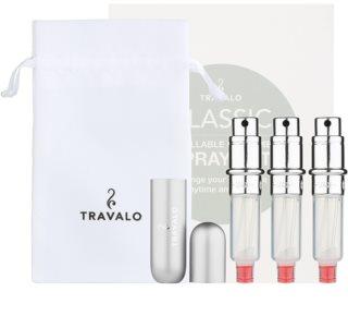 Travalo Classic HD set cadou I. Silver