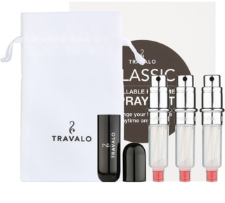 Travalo Classic HD Gift Set III Black