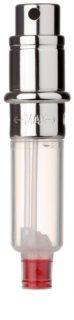 Travalo Engine plnitelný rozprašovač parfémů unisex 5 ml bez obalu náhradní náplň silver