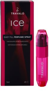 Travalo Ice polnilno razpršilo za parfum uniseks 5 ml  Pink