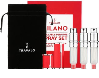 Travalo Milano poklon set I. Red