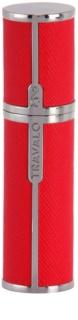 Travalo Milano napełnialny flakon z atomizerem unisex 5 ml  Hot Pink