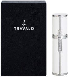 Travalo Milano polnilno razpršilo za parfum uniseks 5 ml  White