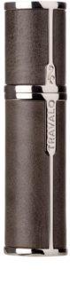 Travalo Milano Case U-change metal case for refillable atomiser Unisex Grey