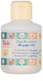 Trudi Baby Care otroško hranilno olje z matičnim mlečkom
