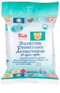 Trudi Baby Care toalhitas desinfetantes