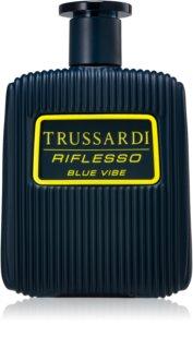 Trussardi Riflesso Blue Vibe eau de toilette pour homme 100 ml