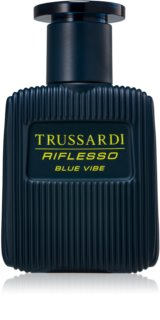 Trussardi Riflesso Blue Vibe eau de toilette para homens 30 ml