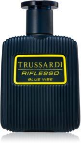 Trussardi Riflesso Blue Vibe eau de toilette para homens 50 ml