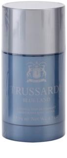 Trussardi Blue Land Deo-Stick für Herren 75 ml