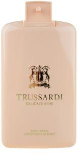 Trussardi Delicate Rose Körperlotion für Damen 200 ml