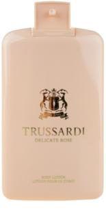 Trussardi Delicate Rose leite corporal para mulheres 200 ml