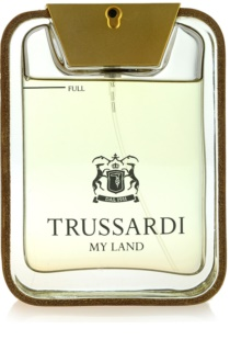 Trussardi My Land Eau de Toilette Herren 100 ml