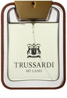 Trussardi My Land тоалетна вода тестер за мъже 100 мл.