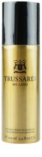 Trussardi My Land Deo-Spray für Herren 100 ml