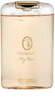 Trussardi My Name Duschgel für Damen 200 ml