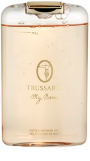Trussardi My Name gel de duche para mulheres 200 ml
