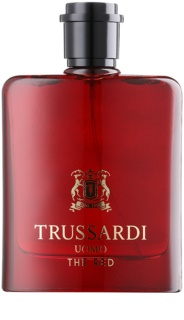Trussardi Uomo The Red Eau de Toilette voor Mannen 30 ml