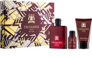 Trussardi Uomo The Red coffret cadeau II.